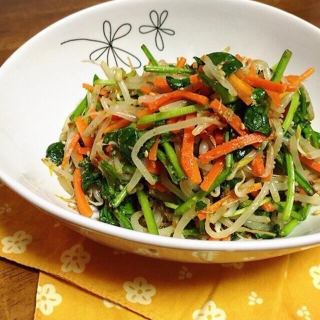 シュールだけど笑えるPR動画。と 覚えておきたい基本の和食シリーズ♡野菜のごま和え♪