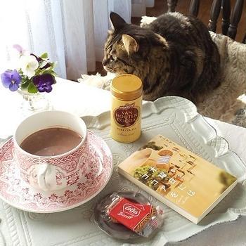 猫と本とおやつ♪ 最近読んでおもしろかった3冊