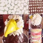 誕生日ケーキ*鷲
