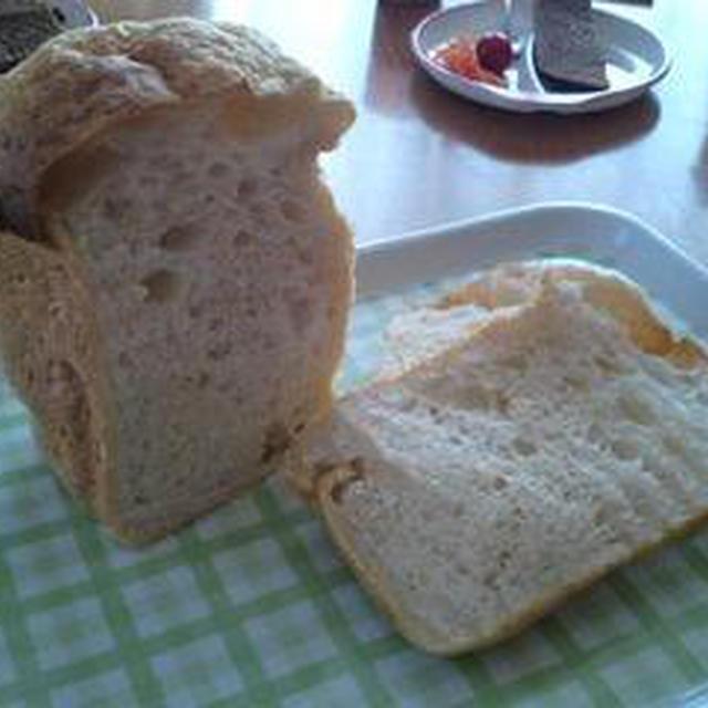 玄米ごはんのパン