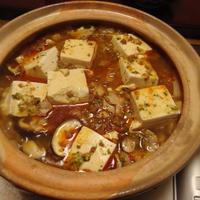 丸美屋麻婆豆腐の素鍋