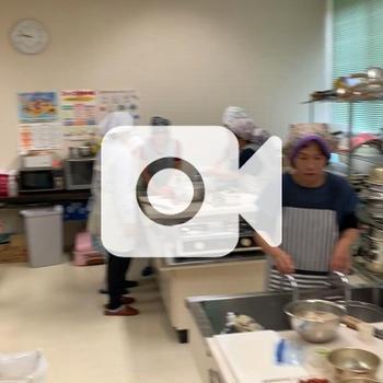 これが私の生きる糧/二瀬地域公民館料理教室