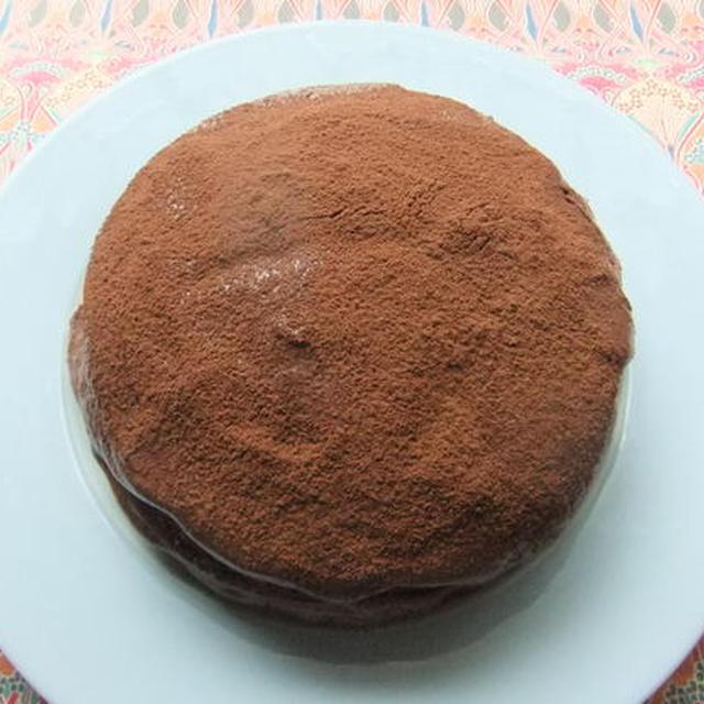 <イギリス・レシピ>チョコレートと黒ビールのケーキ【Chocolate Stout Cake】