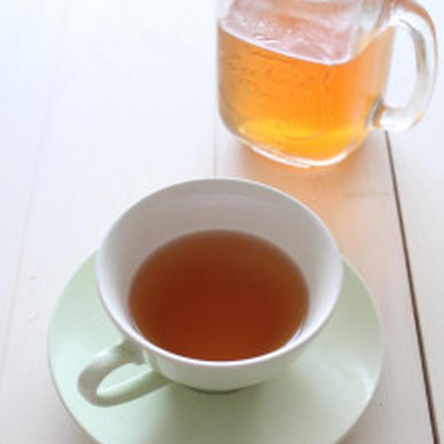 とうもろこしひげ茶の作り方