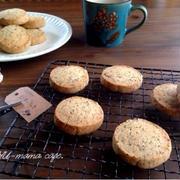 オススメしたい。サクサク 紅茶のアイスボックスクッキー*美味しいクッキーの焼き方*
