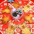 親子クリスマスクッキー作り☆ミッキー&ミニー!! by ぱおさん