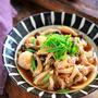♡鶏肉ときのこのほったらかし煮♡【#簡単レシピ#煮物#時短#節約#連載】