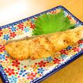 簡単☆鮭のムニエル☆白だしバター風味