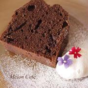 【レシピ】しっとりじんわりダブルチョコレートケーキ&食べられるドライフラワーのおはなしと、オマケの日記「メアリと魔女の花」試写会