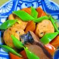 「生利節とひろすとモロッコ豆の煮物」 by ぴよさん