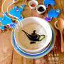 まとめのお時間です 7月の「インスタお粥部 」海苔切りアラジンの魔法のランプ