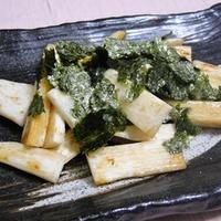 長芋のマヨネーズ炒め