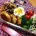 豆腐とさば味噌煮缶deカレー風味の簡単つくね♪【スパイス大使】 by ぺるしゃんさん