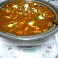 ビーフストロガノフ鍋♪