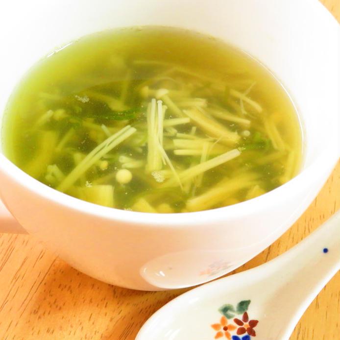 コスパ最高!えのきを使ったスープレシピ15選【和・洋・中】の画像