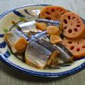 節約!時短簡単っ圧力鍋で100円さんまと蓮根の煮物 by ハッピーさん
