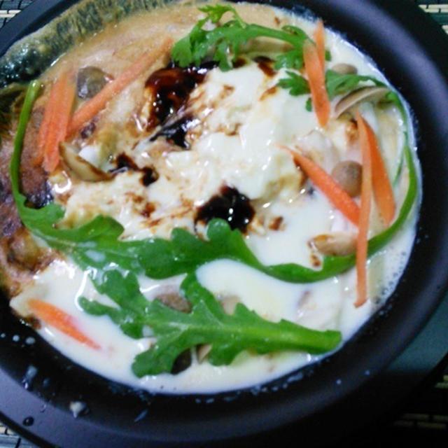 レンジでチン(*_*)豆乳豆腐鍋&「ゆるふわで抜け感アピール、愛されニットチュニック」17日9時59分までポイント10倍です!