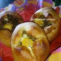 《レシピ》すき焼きパン♡ と、本日のわんこ。