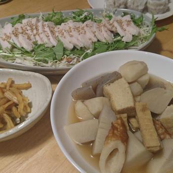 いつかの夕飯