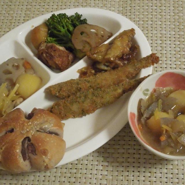 ◇【11月MVP候補】鶏もも肉とブロッコリーの中華風ソテー