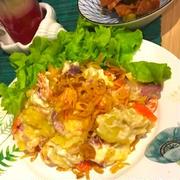 recipe☆タイ風ポテトサラダ