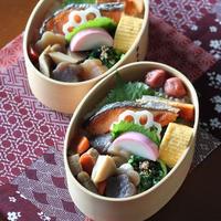 うらめしや~(▼皿▼メ;) ✿ 月曜鮭弁と沖縄ちゃんぽん♪
