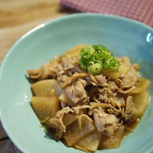 ごはんがすすむ!「生姜」たっぷりの煮物で体ポカポカに♪