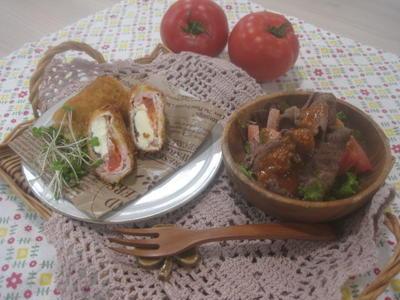 いわきの美味しいトマト「サンシャイントマト」を使った料理イベントに参加してきました♪