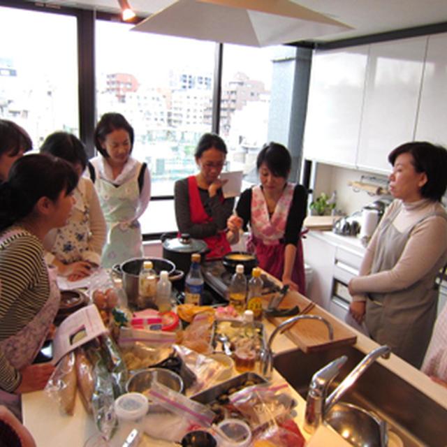 手打ちうどんの韓国料理☆手作りキムチ教室のレポです!