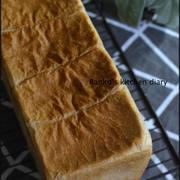 はるゆたかブレンドで山食パン