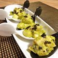 長芋とアボカドの簡単和え物♪ by santababyさん