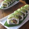 鰻とアボカドのロール寿司♪ by カシュカシュさん