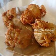 《レシピ》ファミチキ風?チキンの唐揚げ♡ と、マクドナルドの凄い話。と、本日のわんこ。