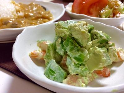 クリームシチューに合うおかずレシピをピックアップ!「シチューオンライス」のおともにも♪サラダのバリエーションを増やしてみよう