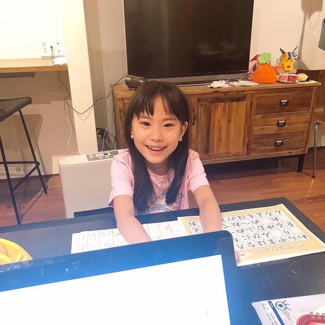 杏ちゃんお勉強中です!!