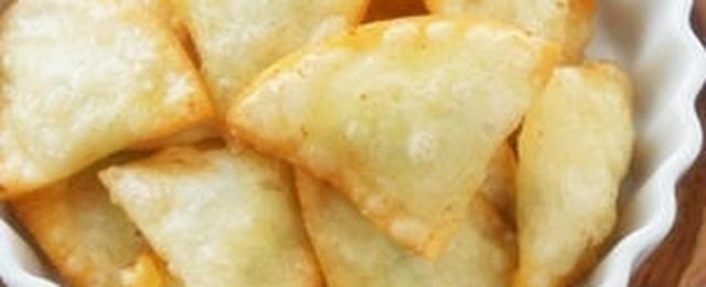 おつまみにイチオシ!ついつい食べちゃう「チーズの包み揚げ」