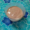 材料4つで混ぜるだけ。充填豆腐と冷凍いちごでクリーミーなデザート♪♪ アイスにも♪♪