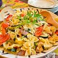 【プリマベーラ 春色野菜のパスタ】お野菜い〜っぱい!