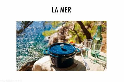 2018年限定色!ストウブ鍋La Mer ・年末のご挨拶♪