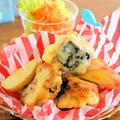 【骨ごと食べられる】素材一品だけおかず*子どももOK!「サバ缶」天ぷら
