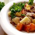 北欧風牛肉のスープ
