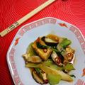 ピリ辛★中華★厚揚げ&青梗菜のオイスター炒め