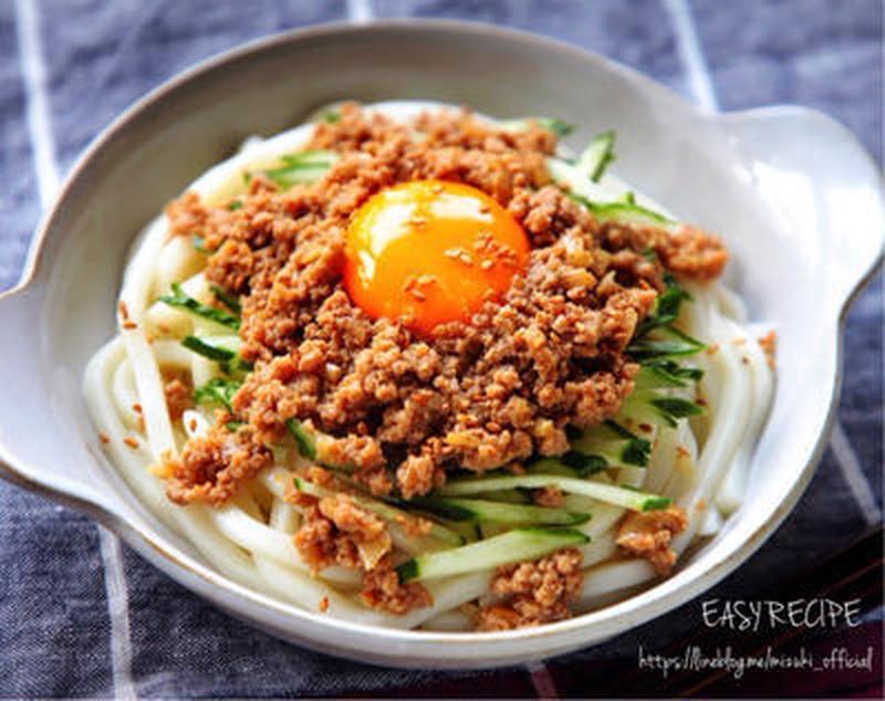昼ご飯に便利です♪「レンジで簡単麺レシピ」5選