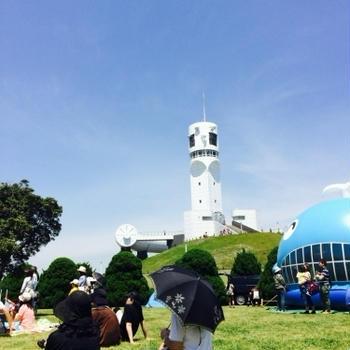 シンボルタワー祭り