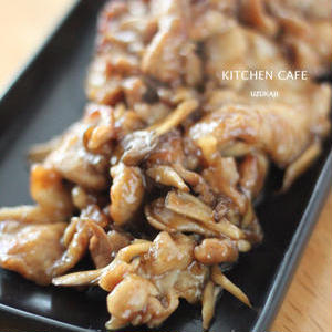 味よし、香りよし♪「豚肉×舞茸」のかんたんおかず