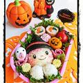 *ハロウィン魔女っ子ちゃん弁当とハロウィンパレード* by ブリキやよっちんさん