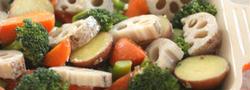 野菜をもっとおいしく食べたい人に!素材を味わうオイル蒸しのススメ