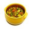 電子レンジで簡単!カレーパウダーdeコロコロ彩り野菜とひき肉の和え物