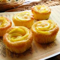 レモン好きによるレモン好きの為のローズレモンケーキ
