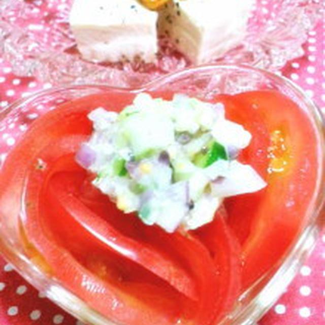ぶち込み夏野菜カリー&余りは焼きカリーw